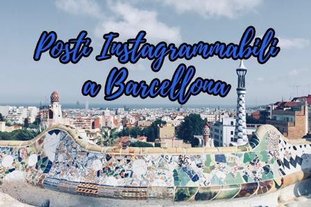 Barcellona Instagrammabile